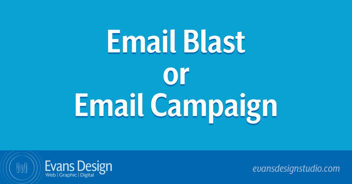 Email Blast or Email Campaign - Cumming SEO Company