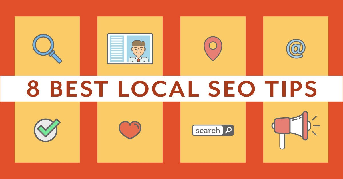 8 Best Local SEO Tips Cumming SEO Company Evans Design Studio