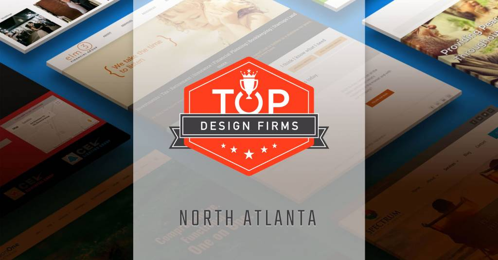 Evans Design Studio, a full-service creative and digital marketing and top web designer specializing in custom website design, development and digital marketing, has been listed as one of Cumming's Top Design Firms.