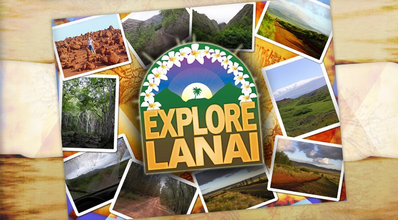 Explore Lanai Interactive Presentation Design