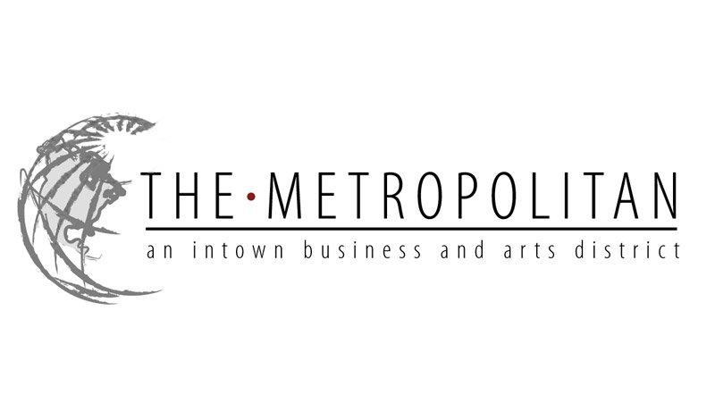 The Metropolitan Logo Design