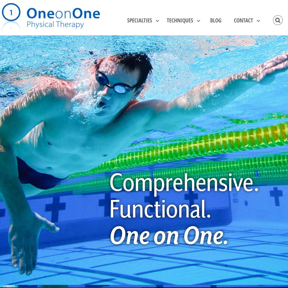 Website Design Atlanta Physical Therapy Practice