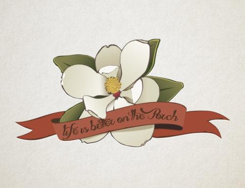 Porch Productions Custom Logo