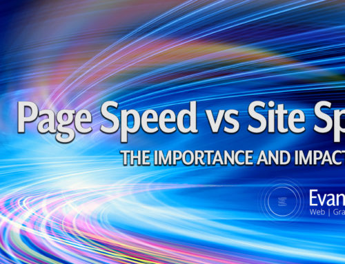 Site Speed versus Page Speed