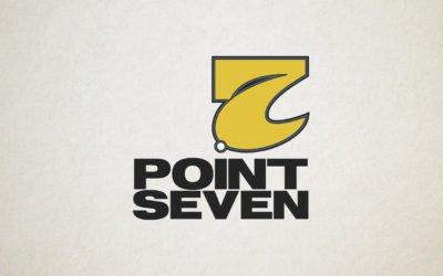 Point Seven Design Studio Logo Design