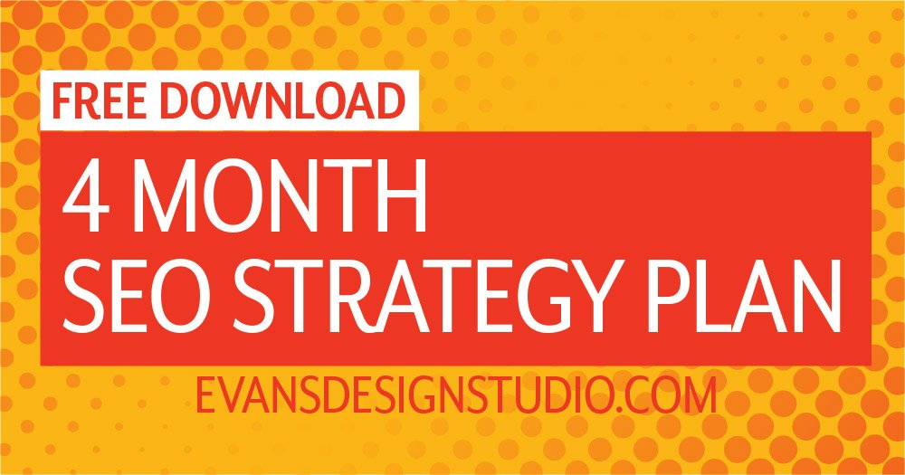 SEO Johns Creek - 4 Month SEO Strategy Plan Free Download