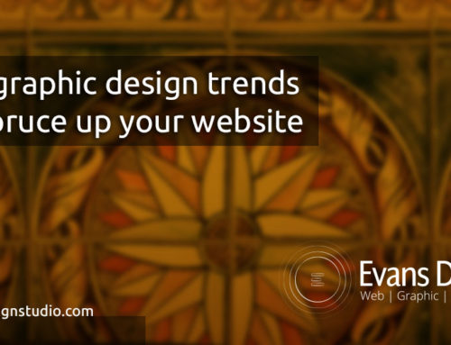 Spruce Up Your Website with These Graphic Design Trends