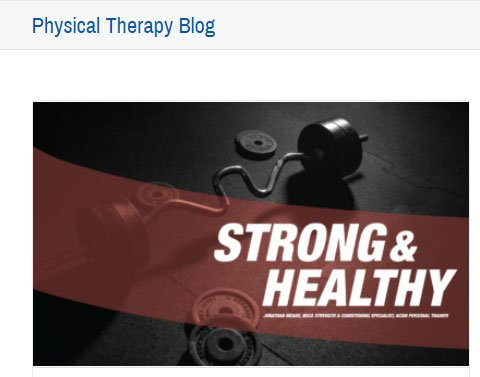 Physical Therapy Patient Education Tools