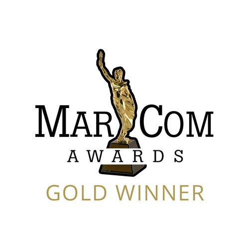 Marcom Awards Gold Winner