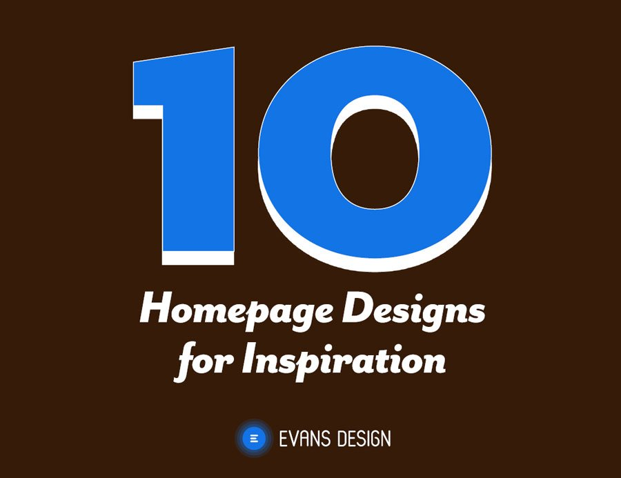 Free EBook Download - 10 Homepage Designs for Your Inspiration