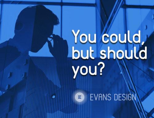 Should You Design Your Own Website?