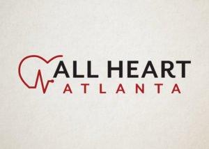 All Heart Atlanta Logo Design