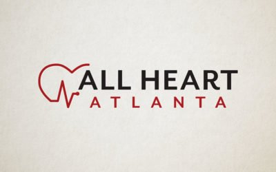 All Heart Atlanta Logo Design
