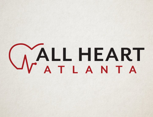 Logo Mark Design All Heart Atlanta