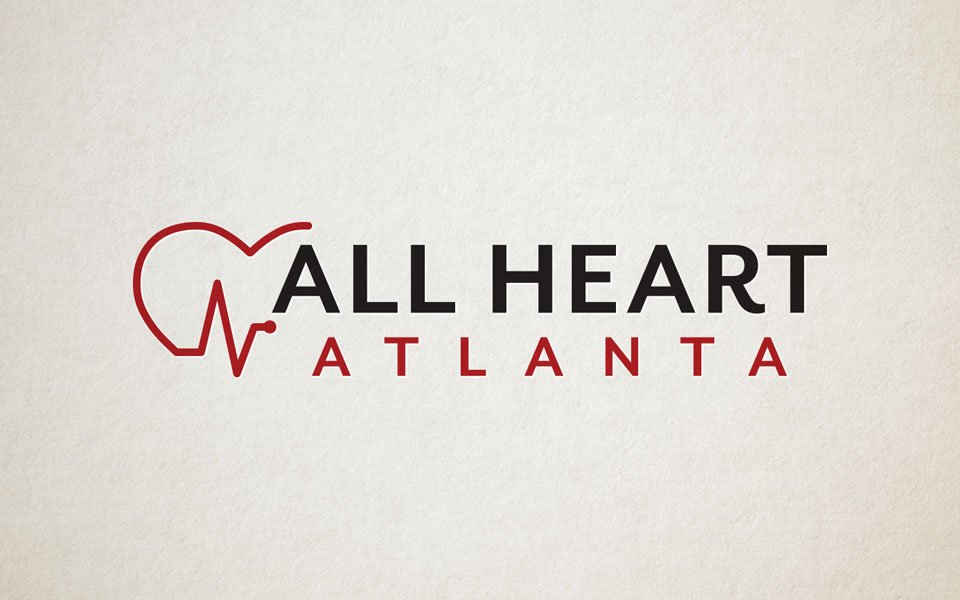 All Heart Atlanta - Logo Design Portfolio