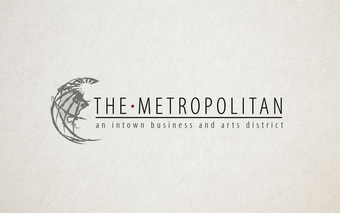 Metropolitan Logo Design Atlanta Logo Design