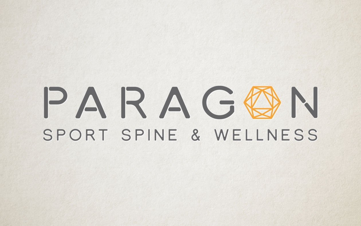 Physical Therapy Logo Design - Paragon Sport Spine and Wellness - Logo Design Portfolio