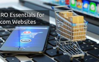 Conversion Rate Optimization Essentials for Ecommerce Websites