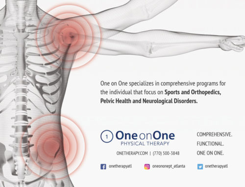 Print Advertising Design for Physical Therapy Client