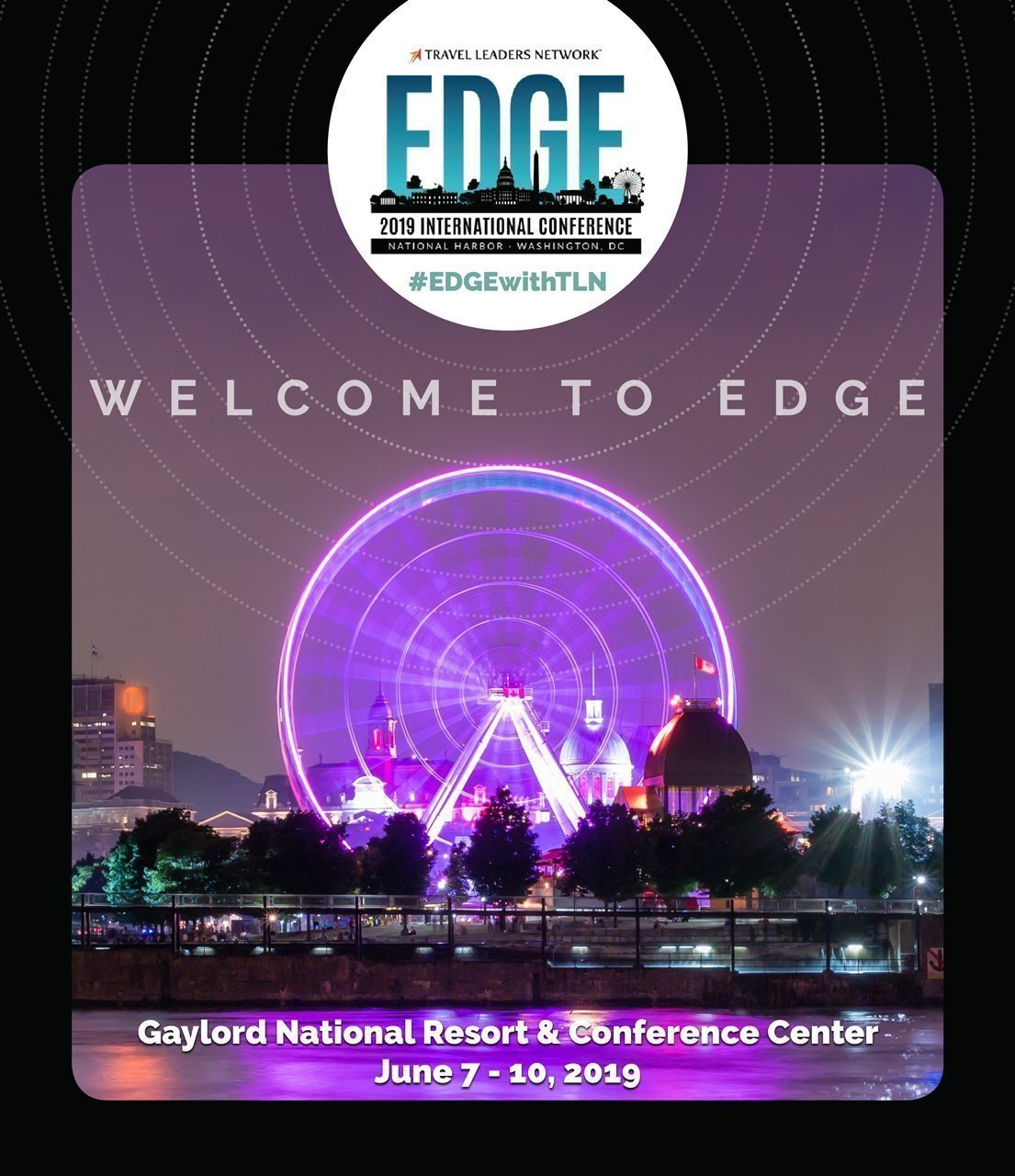 Edge Event Collateral Design