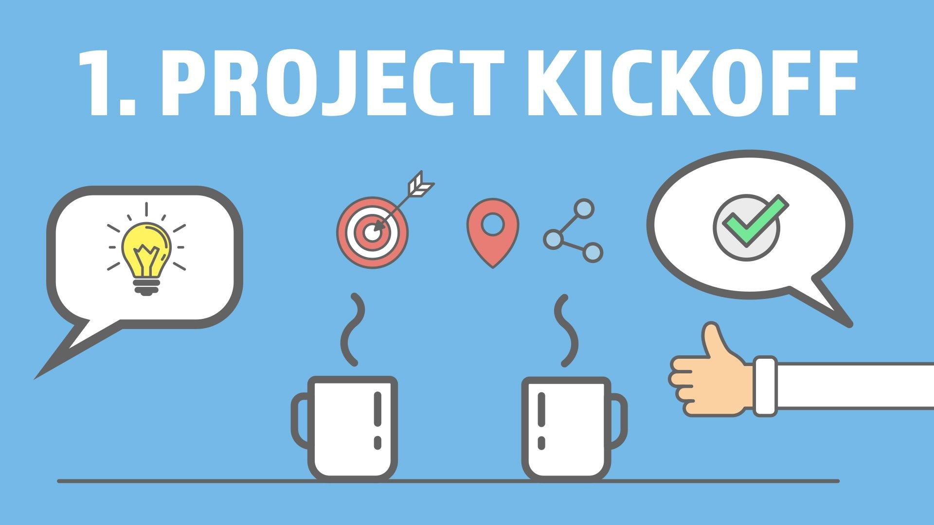 1. Project Kickoff