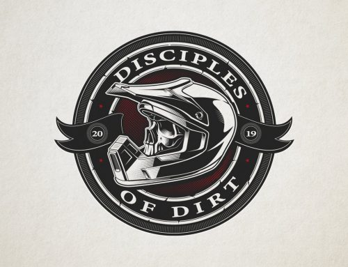 Logo Design Disciples of Dirt
