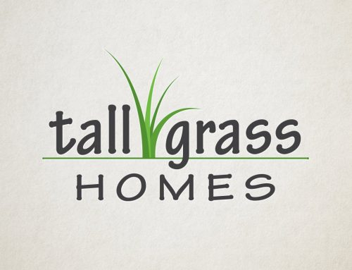 Logo Design Tall Grass Homes