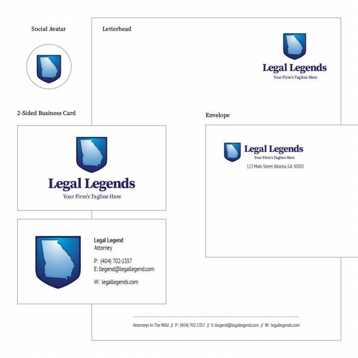 Georgia Shield Legal Identity Package