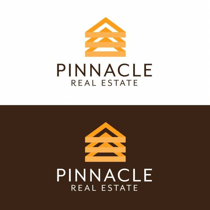 This Pinnacle Real Estate Company Identity Package is ideal for any company named Pinnacle or any any Real Estate Company.